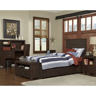 Find a Stella Twin Panel Bed with Trundle ByGrovelane Teen