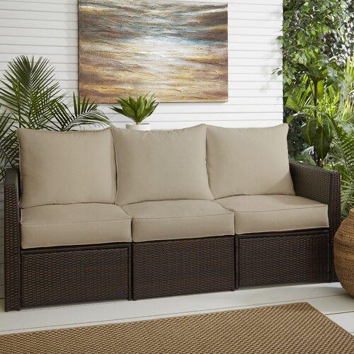 Indoor/Outdoor Sofa Cushion