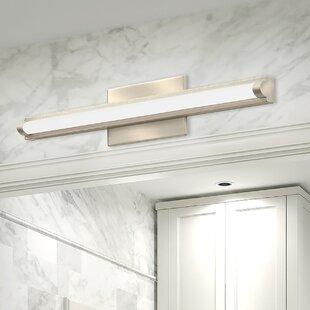 Lithonia Lighting Arrow 1-Light LED Bath Bar