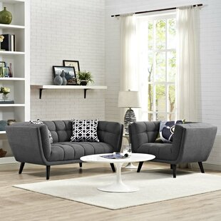 Shop for Seneca 2 Piece Living Room Set by Brayden Studio Reviews (2019) & Buyer's Guide