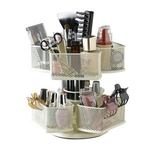 Makeup Carousel By Nifty Home Products