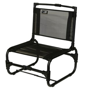 Larry Folding Beach Chair by Travel Chair
