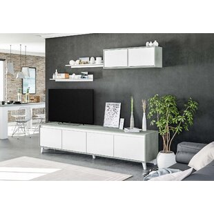 Fortier Entertainment Unit For TVs Up To 75