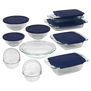 Easy Grab 19 Piece Bakeware Set