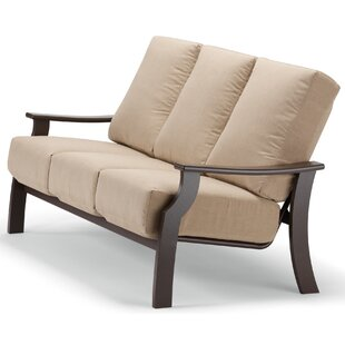St. Catherine Deep Patio Sofa with Cushions