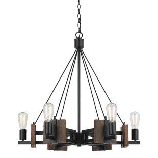 Comparison Buchanan 6-Light Chandelier By Trent Austin Design