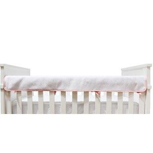 Inexpensive Little Explorer Diamond Matelasse Rail Guard Cover ByLiving Textiles Baby