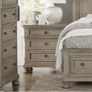 Carleton 2 Drawer Nightstand by Canora Grey