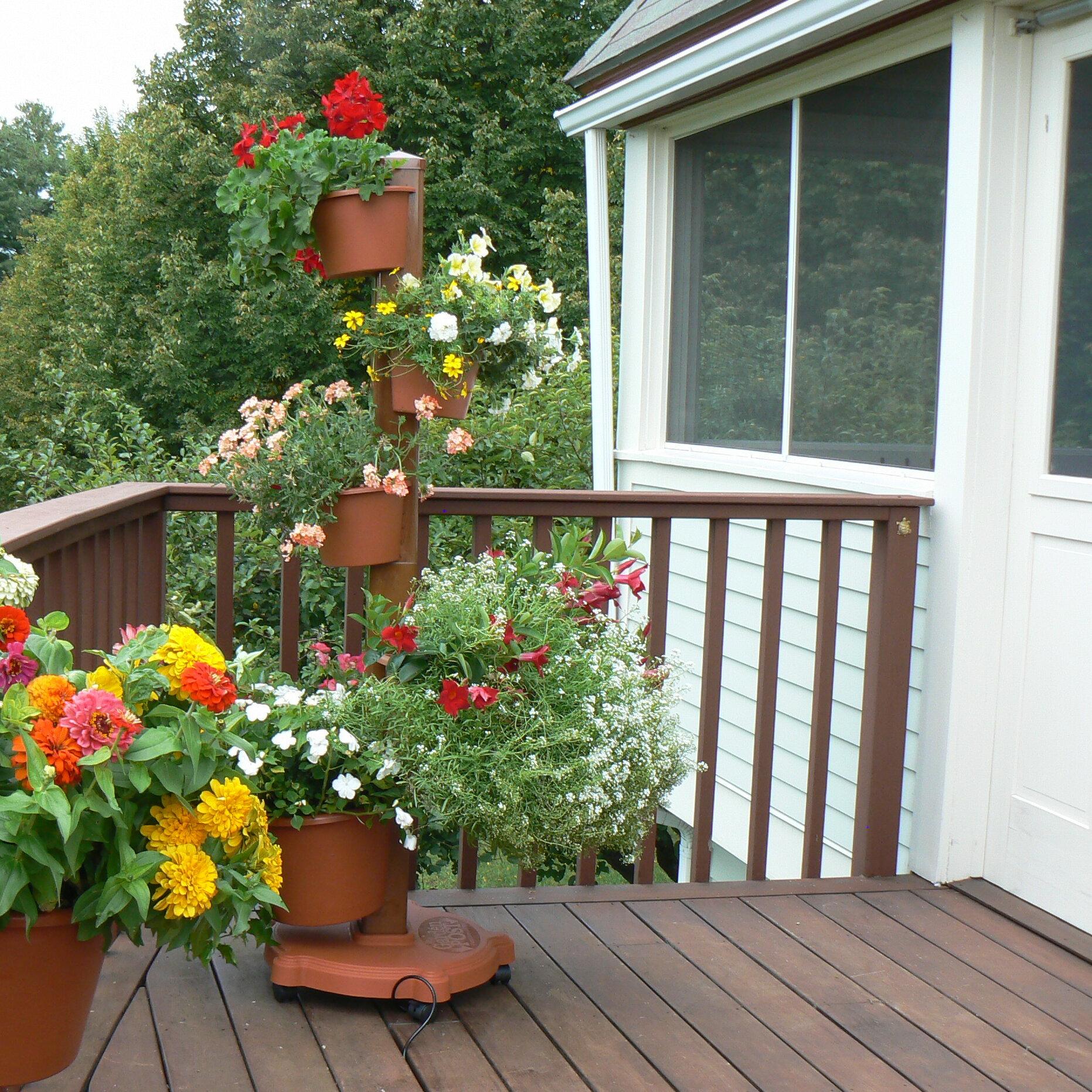 vertical garden outdoor amazon dp planter algreen view wall com living