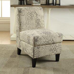 Winston Porter Forbis Slipper Chair