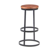 Morelato Solid Wood 30 Bar Stool by sohoConcept