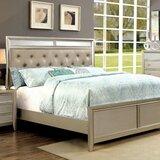 Mokane Upholstered Standard Bed by Rosdorf Park