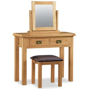 Benjamin 2 Drawer Dressing Table By Union Rustic