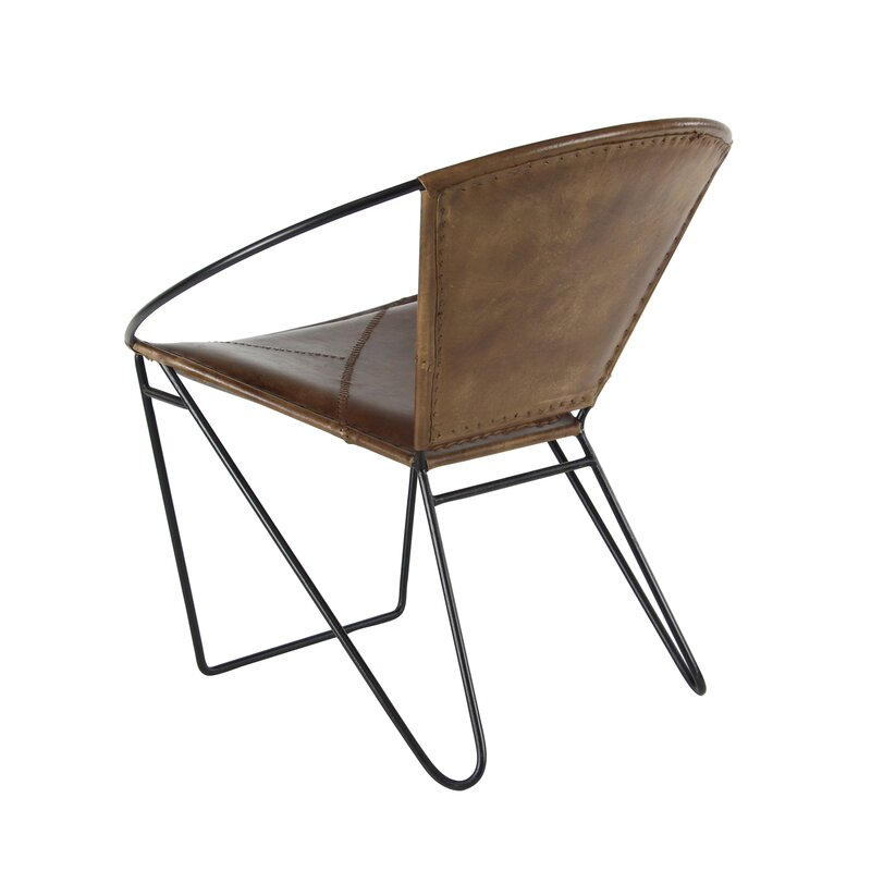 Exceptionnel Wendell Modern Papasan Chair