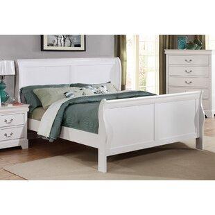 Alcott Hill Priscilla Sleigh Bed