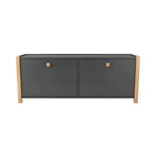 Dunkin 10 Pair Shoe Storage Bench By Ebern Designs