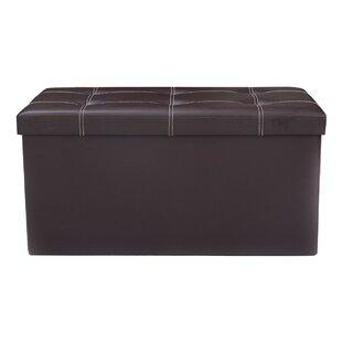 2 Seater Storage Ottoman By Zipcode Design