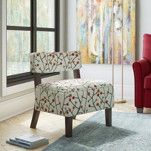 Margaux Slipper Chair by Andover Mills