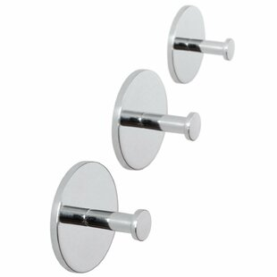 Rust Proof Shower Hook Set Of 3