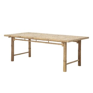 Rosia Wooden Dining Table By Bay Isle Home