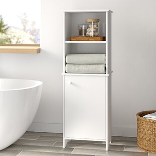 Helen 1575 W x 46 H x 1175 D Linen Cabinet by Dotted Line