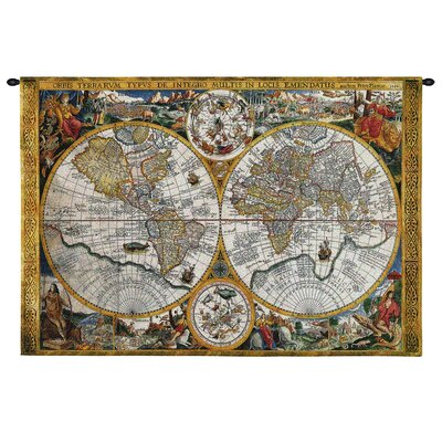 Emendatus Tapestry Charlton Home