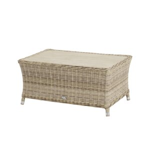Ridgemoor Rattan Coffee Table By Sol 72 Outdoor