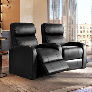 Diesel XS950 Home Theater Recliner (Row of 2) by Octane Seating