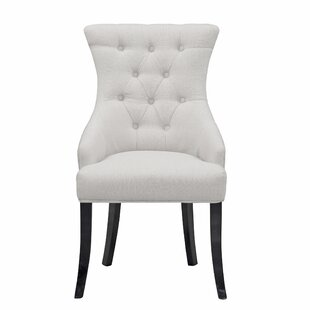 Chesterman Upholstered Dining Chair (Set of 2) DarHome Co