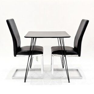 Low Price Maguire Dining Set With 2 Chairs