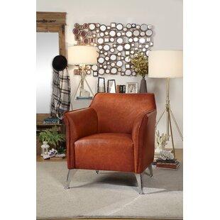 Fenske Club Chair by Wrought Studio