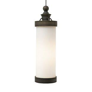 Tech Lighting Bridgeport 1-Light Cylinder Pendant