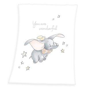 Dumbo Baby Blanket By Disney Classics