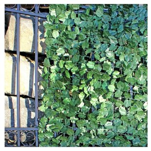 Artificial Ivy Wall Wayfair