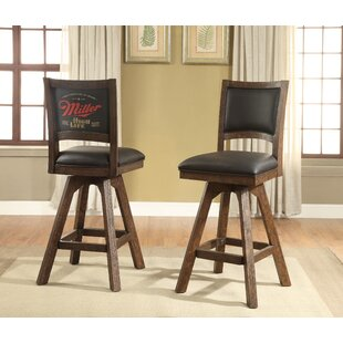 Miller High Life 30 Swivel Bar Stool (Set of 2) ECI Furniture