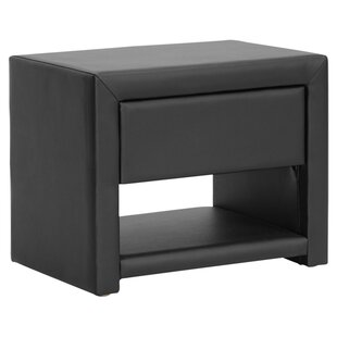 Utley 1 Drawer Nightstand