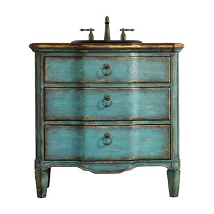 Best Choices Designer Series 32 Buckner Hall Chest Single Bathroom Vanity Base Only ByCole + Company