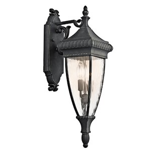 Nusbaum 2-Light Outdoor Wall Lantern