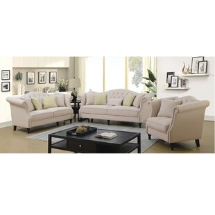 Best Deals Calvary Configurable Living Room Set by Andrew Home Studio Reviews (2019) & Buyer's Guide