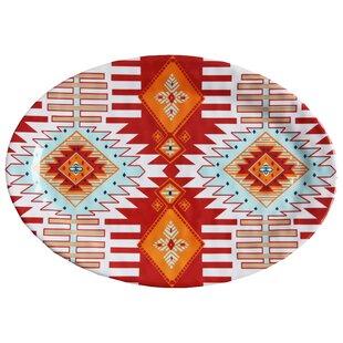 Delmont Melamine Platter By Latitude Run