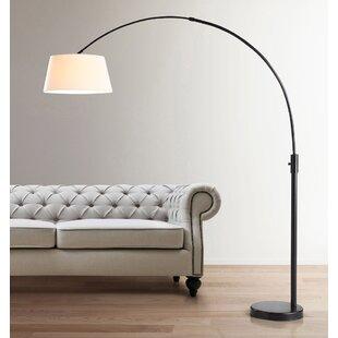 Affordable Westlake 82 Arched Metal Floor Lamp By Brayden Studio