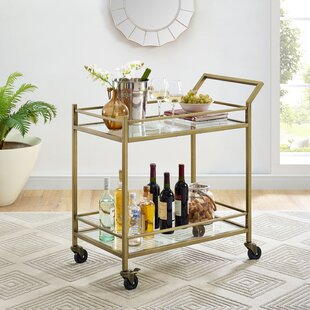 Chesterfield Bar Cart by Birch Lane™ Heritage