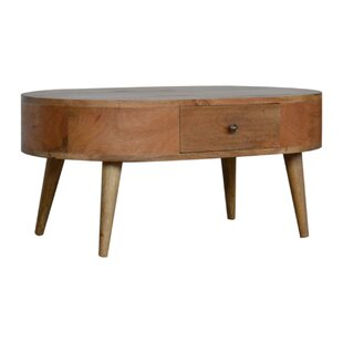 Zarina Coffee Table With Storage By Bloomsbury Market
