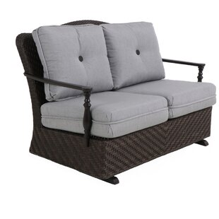 Paula Deen Home Bungalow Glider Bench with Cushion
