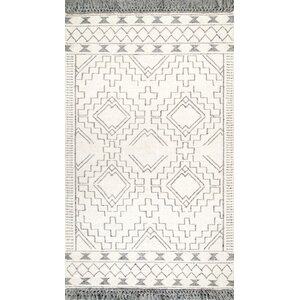 Bainbridge Island Wool Ivory Area Rug