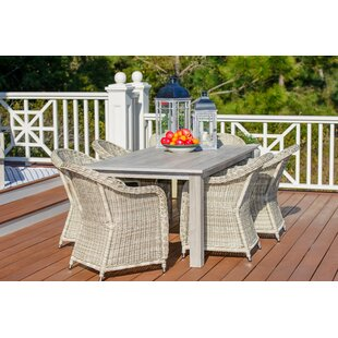 Earnest Solid Wood Dining Table by Rosecl..