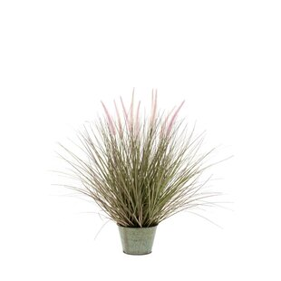 Artificial Pennisetum Grass In Pot By The Seasonal Aisle