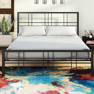 Compare prices Iona Platform Bed by Andover Mills Reviews (2019) & Buyer's Guide