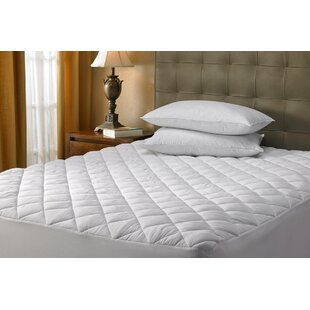 Alwyn Home Down alternative Mattress Pad
