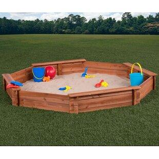 Kidkraft Backyard Sandbox sandboxes